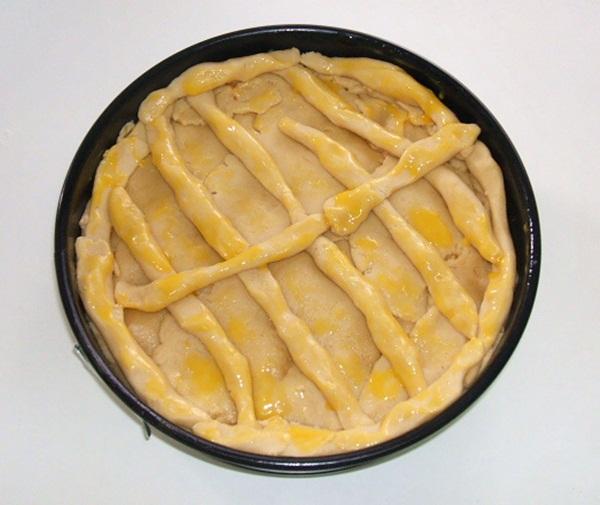 Torta salgada de carne moída - 9º passo