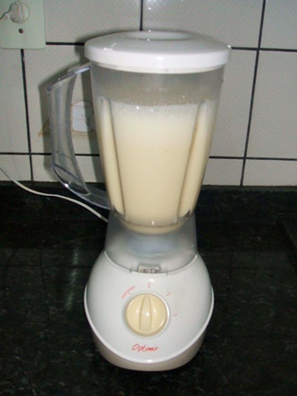 Pudim de leite - 2° passo