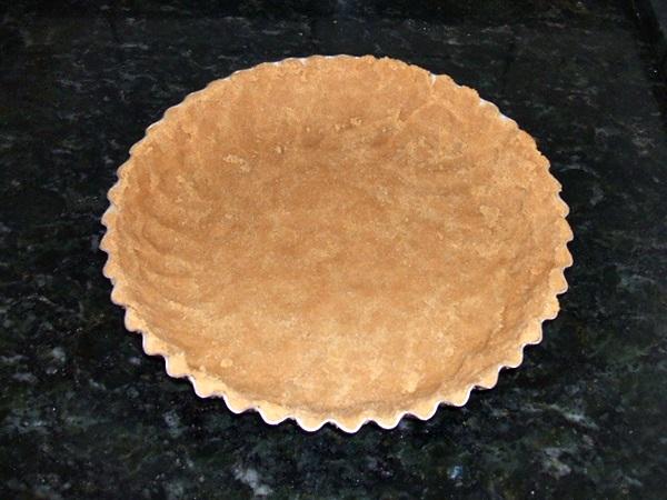 Cheesecake com goiabada - 4° passo
