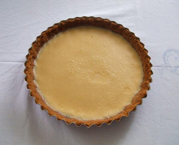 Cheesecake com goiabada - 8° passo